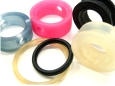 Special application rubber seals
